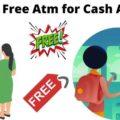 Fee Free Atm for Cash App