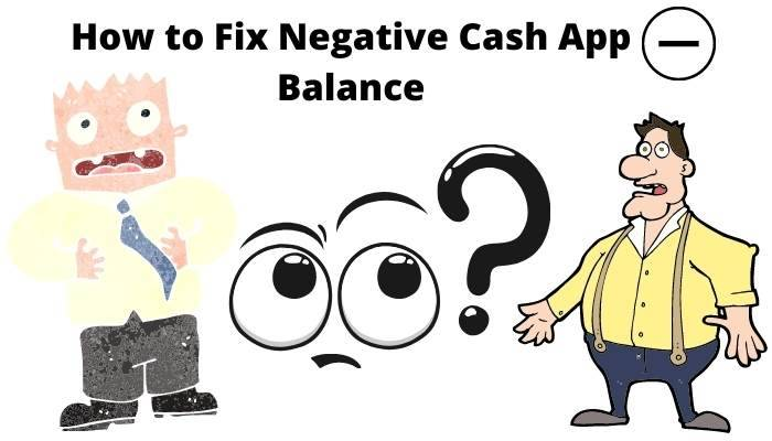 Negative Cash App Balance