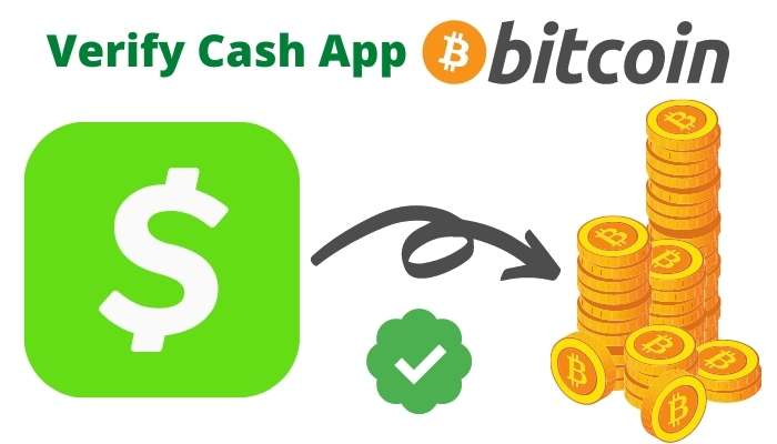 how long does cash app take to verify bitcoin
