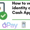 how to verify identitiy with cash app