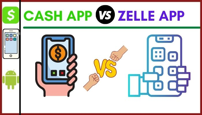 square cash app vs zelle app