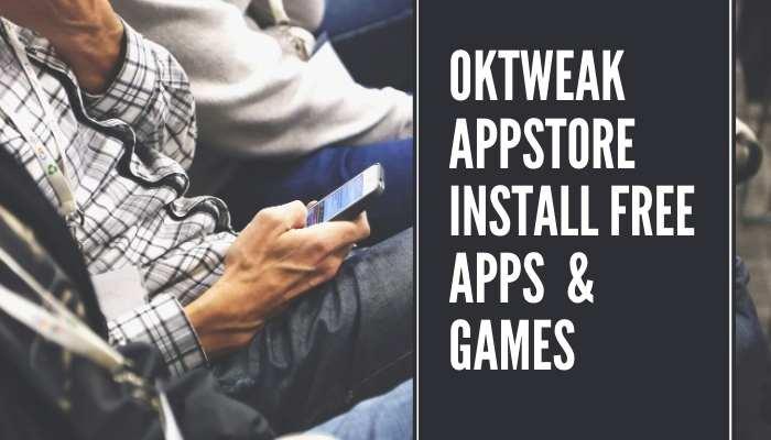 oktweak appstore pokemon go install