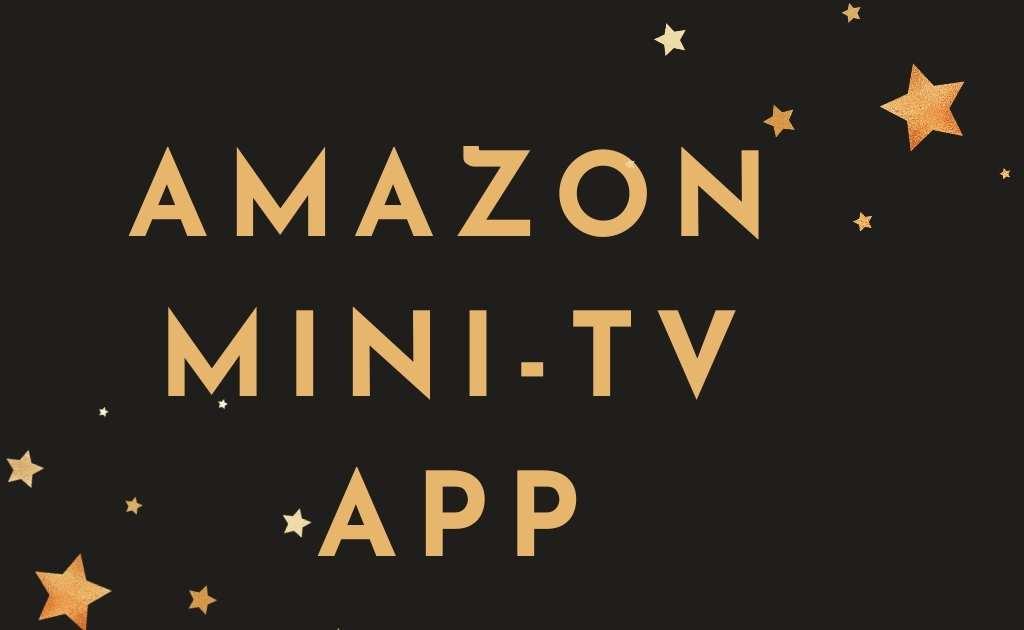 Amazon mini-TV app download