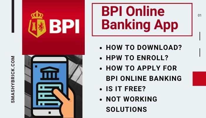 BPI Online mobile Banking App