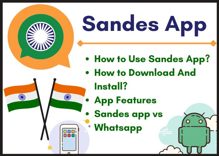Sandes App Install & reviews